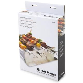 Подставка для шашлыка с шампурами