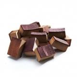 Дрова для копчения из винных бочек